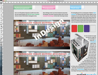 PC Kurz Adobe InDesign - základy - počítačový kurz a počítačové školenie Adobe Indesign