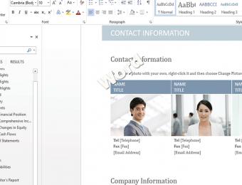 Kurz MS WORD 2013 - počítačový kurz Microsoft Word 2013,počítačové školenie word 2013